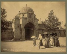 Süleymaniye Camii Avlusu Sébah & Joaillier 1888-1910 LOC arşivi Pictures Of Turkeys, Old Pictures, Old Photos, Istanbul City, Istanbul Turkey, Ottoman Empire, Library Of Congress, Historical Pictures, City Art