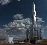Pegasus Hobby Mercury 9 Rocket Model Kit - http://www.johnsbooksandhobbies.com/pegasus-hobby-mercury-9-rocket-model-kit/