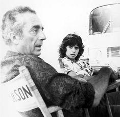 Maria Schneider, Passengers Movie, Michelangelo Antonioni, Antoni Gaudi, Jack Nicholson, Great Films, Scene Photo, Film Director, On Set