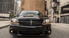 Dodge Avenger Blacktop Edition 2013, Black 2560x1440 - Wallpaper - ImgPrix