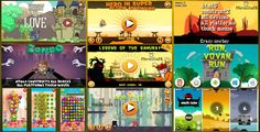 cool HTML5 9 GAMES BUNDLE №1 (CAPX) (Games)