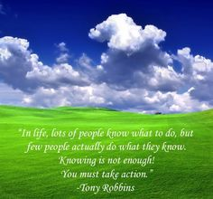 Tony Robbins Quote www.lovehealsus.net