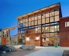 The Ocean Institute of Orange County, Dana Point, CA. Bauer Architects (Photo: Ronald Moore Associates)