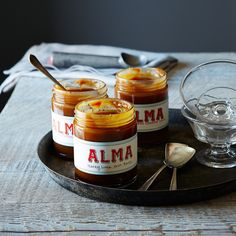 Gin Lime, Habanero & Salted Caramel Sauces. Great inspiration to make homemade for gifts