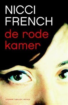 32) Nicci French- de rode kamer