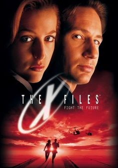 The X-Files: Fight the Future (1998) FBI agents Fox Mulder (David Duchovny) and Dana Scully (Gillian Anderson) trail an intricate conspiracy around a prehistoric extraterrestrial virus in this feature-length film based on the hit sci-fi television series. When the long-dormant strain reemerges at a housing development in a Dallas suburb, an unknown organization goes to extraordinary lengths to cover up the truth behind the mysterious disease. Martin Landau and Blythe Danner co-star.