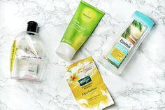 aufgebrauchte Produkte / Duschpflege / empty products / bath and shower