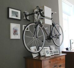 MIKILI – Bicycle Furniture: KAPPÔ – www.mikili.de
