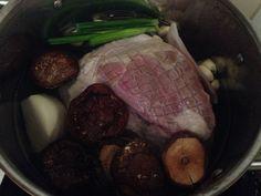 My own beef stock recipe