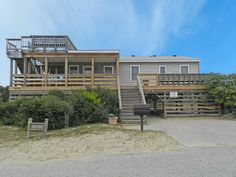 606 Coolangatta | Atlantic Realty NC| South Nags Head| Oceanside| 4 Bedrooms| Turn Day Saturday|  Sleeps 8