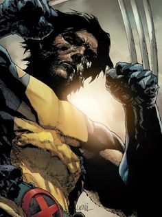 Wolverine - Leinil Francis Yu