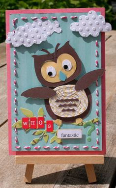 Who's fantastic? - My Little Shoebox / The Twinery - Scrapbook.com
