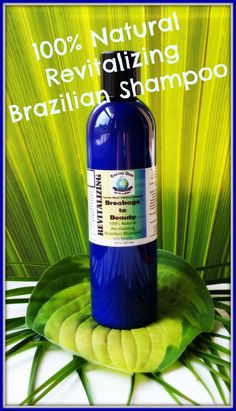 8 oz Breakage to Beauty 100% Natural by earthsownbathnbody on Etsy
