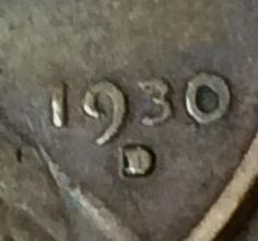 1930 D Lincoln Wheatback Penny Filled D Rare Coins Worth Money, Valuable Coins, Valuable Pennies, Rare Pennies, Error Coins, Coin Worth, Coin Values, Old Money, Gold Bullion