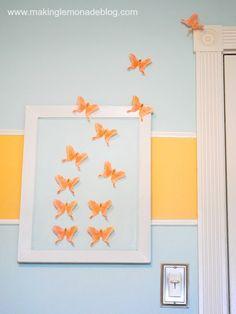 DYV para convertir un viejo lienzo en algo bonito y simple que además nos aporta color.