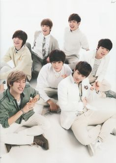 "I'M so sorry if I""m Infinite Spamming! Can't help :( I love them !"