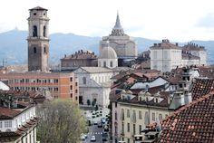 Palazzo Reale e Duomo, Piazza San Giovanni, Firenze, Toscana, Italia