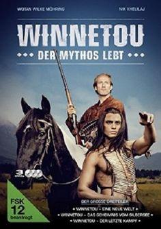Смотреть Виннету и Олд Шаттерхенд онлайн в HD качестве 720p
