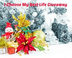 Start off the holiday festivities with a chance to win prizes from Joyce Meyer, Mandisa, eMeals, Natalie Grant, and more! OH taste and see that the Lord is good!