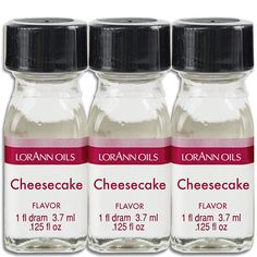 Cheesecake Flavoring Oil