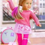 The 2014 American Girl doll of the year is announced - meet Isabelle!