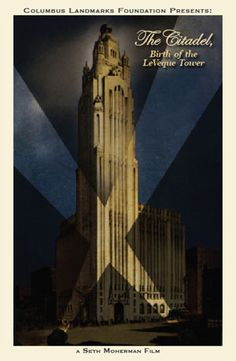 LeVeque Tower Poster