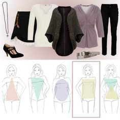 Figurberatung H-Typ Polyvore, Blog, Fashion, Counseling, Styling Tips, Reach In Closet, Figurine, Moda, Fashion Styles