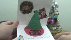 Make Your Own Pop Up Christmas Cards