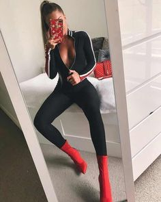 Botines de Moda 2018 Chill Outfits, Trendy Outfits, Summer Outfits, Cute Outfits, Fashion Outfits, Womens Fashion, Fashion Trends, Fashion Tips, Fashion Killa