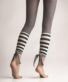 Ink Malibu // footless tights