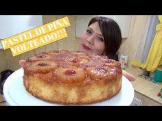 PASTEL DE PIÑA VOLTEADO / PASO A PASO/ Silvana Cocina ❤ - YouTube