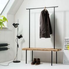 Authentics Garderobe authentics wardrope garderobe das seil und die haken gibt es in