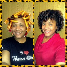 FIRST ATTEMPT AT DOING A FLEXI ROD SET....LOVE!!!!!