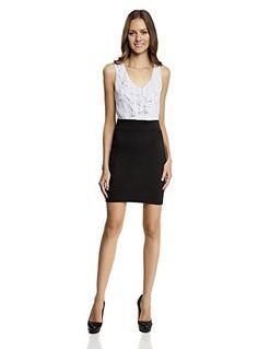 95d233cae1 oodji Ultra Women s Combo Jersey Dress  Amazon.co.uk  Clothing