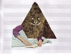 the reading mountain by elo vazquez