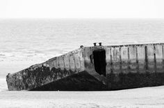 Normandie beach