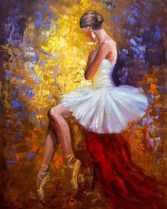 Painting By Numbers Paint Ballet Dancer DIY Canvas – Vettsy Ballet Art, Ballet Dancers, Ballerinas, Ballerina Kunst, Ballerina Painting, Happy Week End, Ballet Pictures, Dance Paintings, Diy Canvas