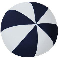 Ball Pillow: Anchor