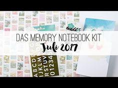 danipeuss.de Memory Notebook Kit | Juli 2017
