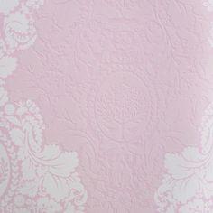 Pip Studio Behang Silhouettes Flock Roze behangnr 313072