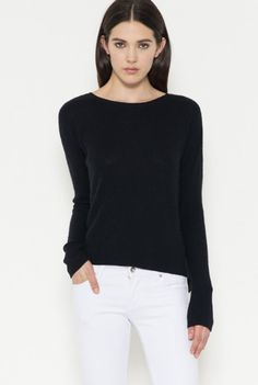 'Be My Muse' Sweater - Black