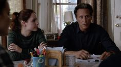 "S2 Ep9 ""Wild Thing"" - Go, Uncle George! Thanks for being there for Finn. #ChasingLife"