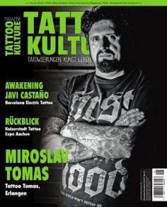 Tattoo & Ink: Tattoo Kulture Magazine - November-Dezember 2017