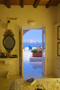 The Aeolian Island, Panarea, Italy