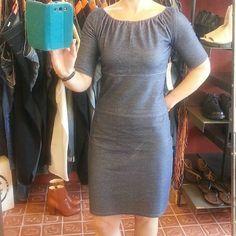 Schon im April genäht, aber bisher noch gar nicht gezeigt: Muriel nach #rosape aus Jeans-Jersey von#lillestoff . Große Liebe! #ichliebenähen #nähenistmeinyoga #ootd Bodycon Dress, Jeans, Instagram Posts, Dresses, Fashion, Great Love, Sew Dress, Curve Dresses, Vestidos