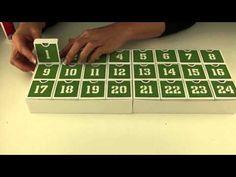 ▶ 24-Day Christmas Countdown Advent Calendar - YouTube