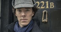 'Sherlock' Season 4 Begins Shooting with Benedict Cumberbatch -- Benedict Cumberbatch and Martin Freeman reprise their roles as Holmes and Watson with BBC's 'Sherlock' now back in production for Season 4. -- http://movieweb.com/sherlock-season-4-production-start-benedict-cumberbatch/