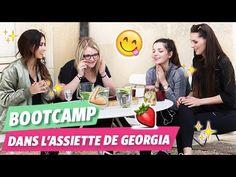 Bootcamp - Une journée dans l'assiette de Georgia Secrets - YouTube