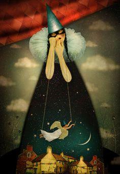Surréaliste   Marta Orlowska© - Official Fine Art Limited Edition Prints
