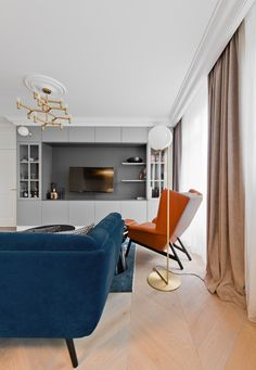 One of the last projects of the Lithuanian designer Indrė Sunklodienė | Interior Designs Home